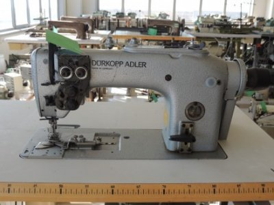 used Durkopp Adler 244-15555 - Sewing