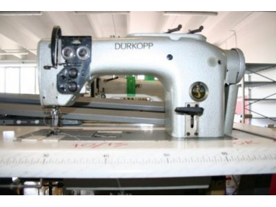 used Durkopp Adler 244-555 - Sewing