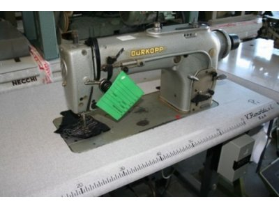 used Durkopp Adler 265-15203 - Sewing
