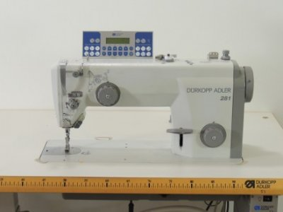 Durkopp Adler 281-140342  usata Macchine che cerchiamo