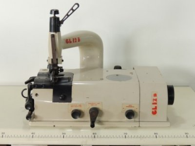 used Scarnitrice ELLEGI GL 12 B - Cutting Fusing Ironing