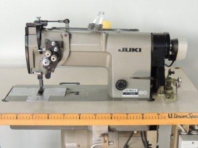 used Juki LH-1162-4 - Sewing