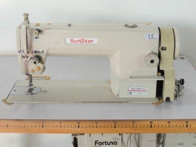 Altre Marche Sun Star KM-350B-7S  usata Macchine per cucire