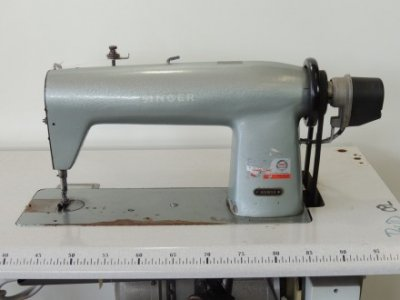 used Singer 410 W 110 - Sewing