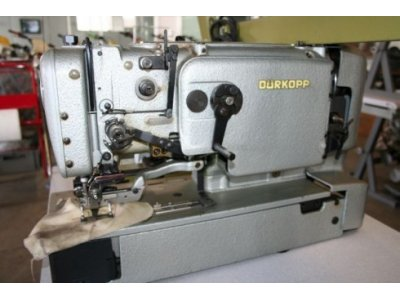 used Durkopp Adler 556-1101 E 21 - Sewing