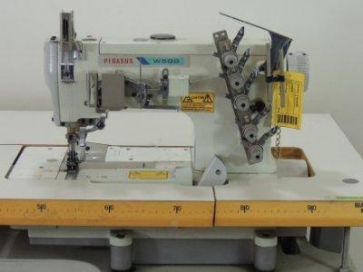Pegasus W 562-01B  usata Macchine per cucire