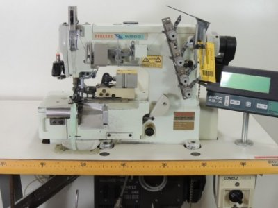 used Pegasus W 562-05 BB - Sewing