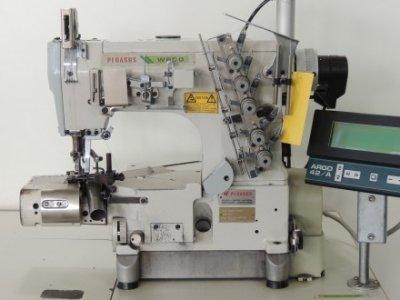 Pegasus W 664 - 33 AC M/FT 241/RP 110A /UT 333 usata Macchine per cucire