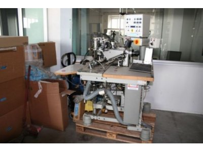 used Durkopp Adler 745-8-21 - Sewing