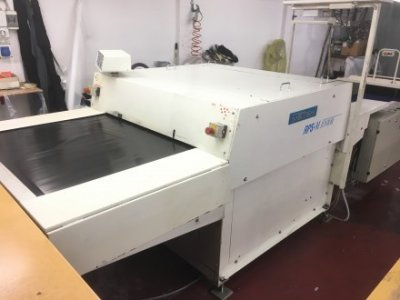 used Adesivatrice MAYER RPS-M junior 1000 - Cutting Fusing Ironing