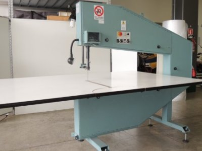 used FALBO FB 49 S2V - Cutting Fusing Ironing