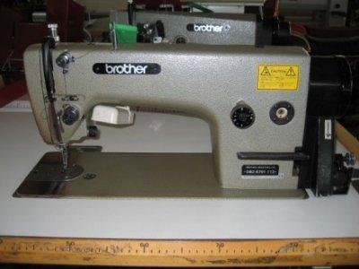 Brother DB2-B791-113 usata Macchine per cucire