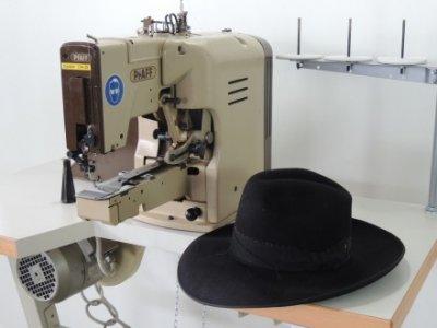 Pfaff 3306 Kit for Hatbands usata Macchine per cucire