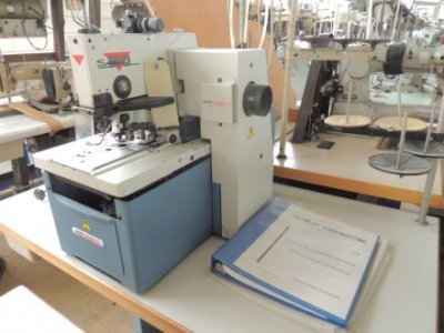 used AMF Reece 100 Round Eyelett - Sewing