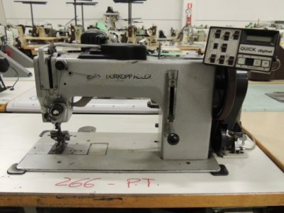 Durkopp Adler 266-302 S usata Macchine per cucire
