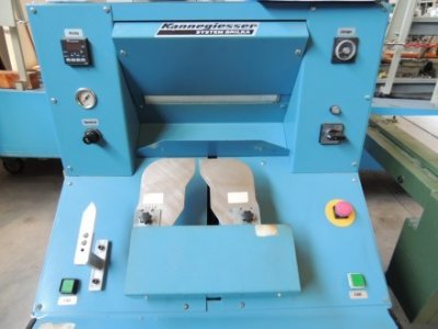used Kannegiesser MFP - Products wanted
