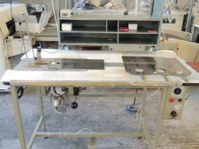 used Piegacamice Ferrari & Nervi TPC/T6 - Cutting Fusing Ironing