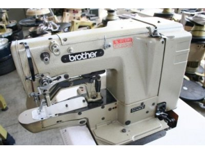 used Brother LK3-B430-8 - Sewing
