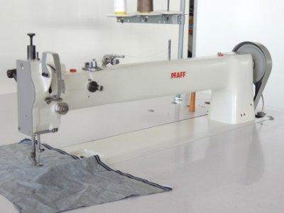 Pfaff 5543-712 imbastitrice lunga usata Macchine che cerchiamo