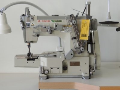 used Pegasus W 624-12A - Sewing