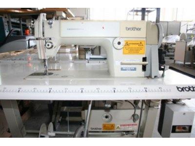 Brother DB2-B755-103A usata Macchine per cucire