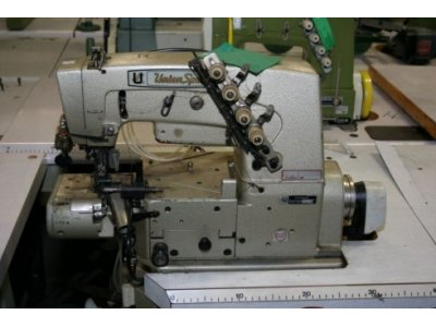 used Union Special 34700 KTB - Sewing