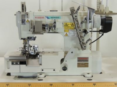 used Pegasus W562-02DB SPEC.232 DEVICE FT141/MD641 - Sewing
