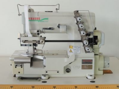 used Pegasus W 1562-05 B DEVICE FT0B/MD0A - Sewing