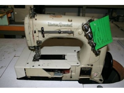 used Union Special 52800 SBN - Sewing