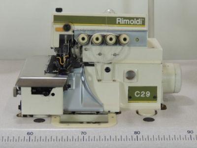 Rimoldi C29-00-2CD-01  usata Macchine per cucire