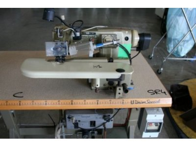 used Union Special 37500-8 - Sewing