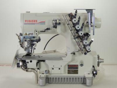 Pegasus W 2664-35B SPEC 364 CT DEVICE FTOC/UT4C usata Macchine per cucire