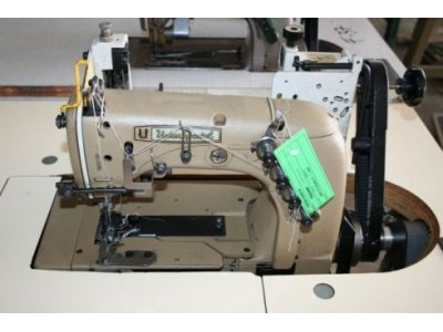 used Union Special 53400 K Puller - Sewing