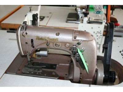 used Union Special 53100 R Puller - Sewing