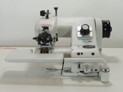 used Strobel 103-280 BT - Sewing