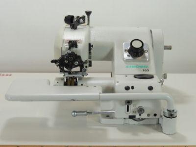 Strobel 103-260 BT  usata Macchine per cucire