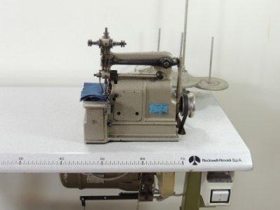 Merrow Merrow-Irmscher 35 FJ usata Macchine per cucire