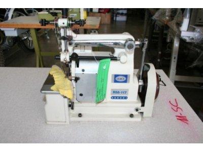 Merrow RM 117 usata Macchine per cucire
