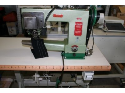 used Lewis Union Special 16-265 Revisionata / Rebuilt - Sewing