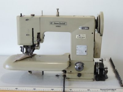 Lewis Union Special 30-210 usata Macchine per cucire