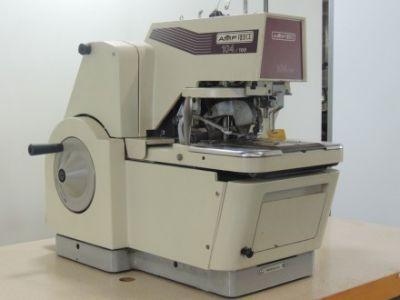 AMF Reece 104 Round Eyelett  usata Macchine per cucire
