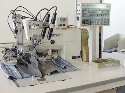 used Brother BAS 611 - Sewing