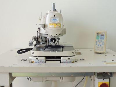 Juki MEB-3200 S usata Macchine per cucire
