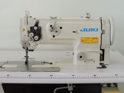 Juki LU-1509N usata Macchine per cucire