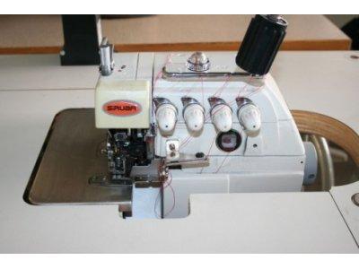 Siruba 757 F 516 M2-55 usata Macchine per cucire