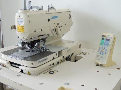 Juki MEB-3200 J  usata Macchine che cerchiamo