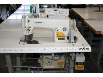 used Brother DB2-B791-913A - Sewing