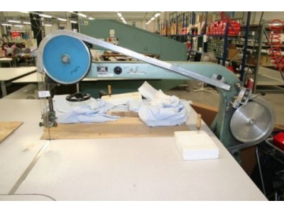 used Bullmer - Cutting Fusing Ironing