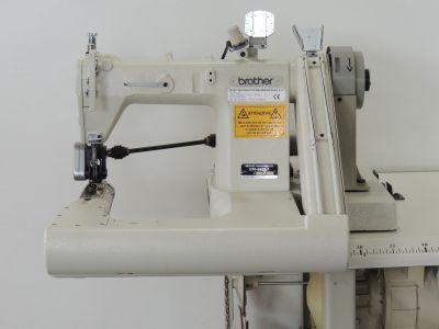 Brother DT6-B 927-7 usata Macchine per cucire