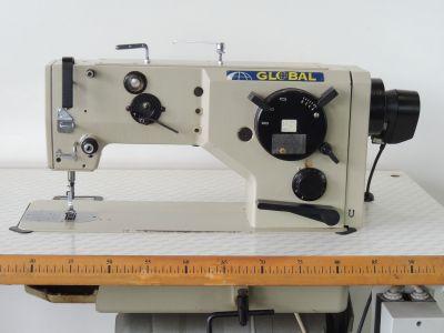 Global ZZ 565 TD  usata Macchine per cucire